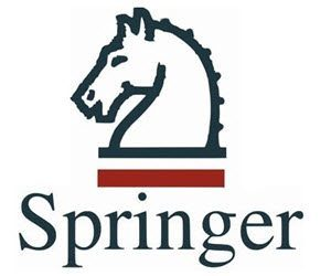 The Springer research-publication company logo.